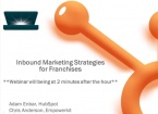 Permalink to Webinar: Inbound Marketing Strategies for Franchises photo