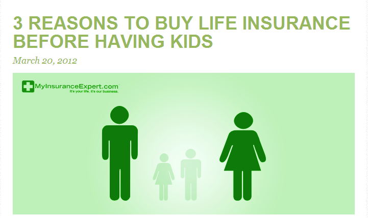 contentinspirationlife Content Inspiration for a Life Insurance Agent Website