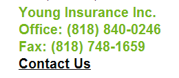 directcta On Site Calls to Action for Insurance Agents